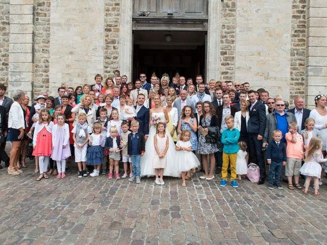 Le mariage de Julien et Angelle à Boulogne-sur-Mer, Pas-de-Calais 30