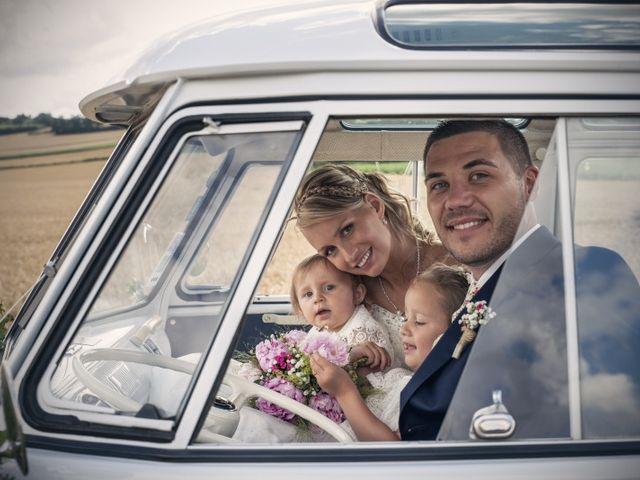 Le mariage de Julien et Angelle à Boulogne-sur-Mer, Pas-de-Calais 33