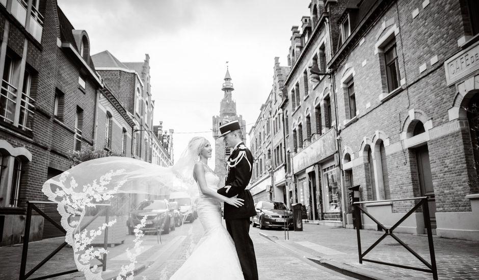 Le mariage de Sébastien et Amandine à Béthune, Pas-de-Calais