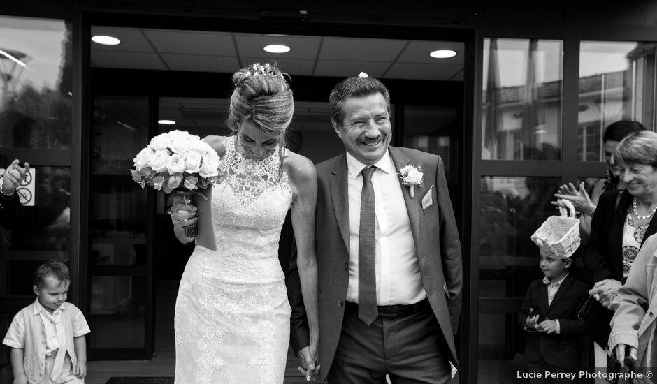 Le mariage de Michel et Evelyne à La Garde, Var