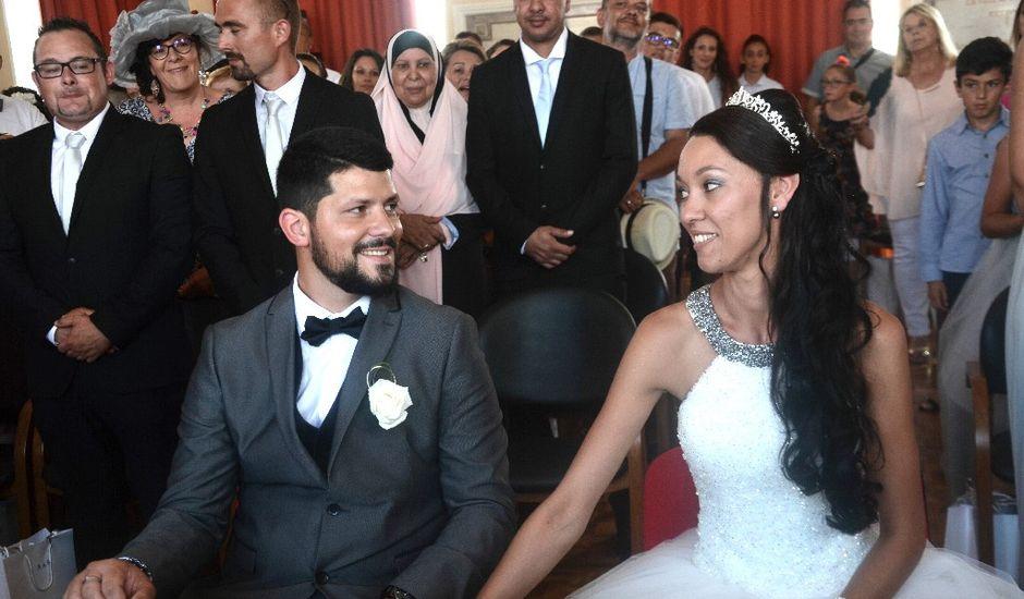 Le mariage de Alexandre  et Rizlaine à Tonnay-Charente, Charente Maritime