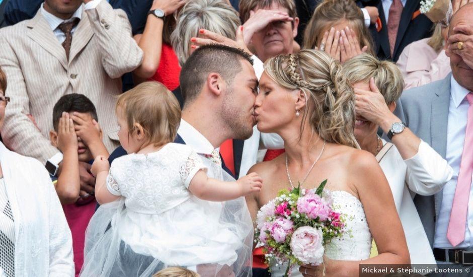 Le mariage de Julien et Angelle à Boulogne-sur-Mer, Pas-de-Calais