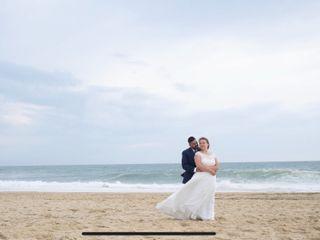 Le mariage de Franck et Wendy
