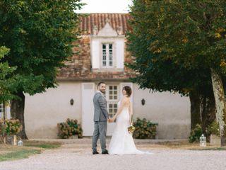 Le mariage de Anaëlle et Benjamin