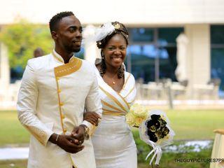 Le mariage de Yana et Sean