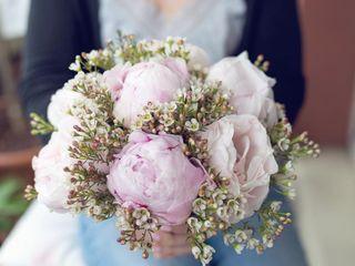 Le mariage de Olivia et Eric 1