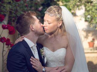 Le mariage de Olivia et Eric