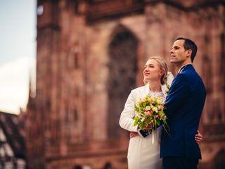 Le mariage de Anne-Sophie et Fabien