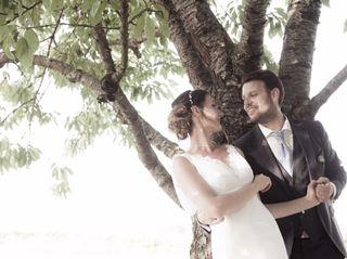 Le mariage de Johanna et David