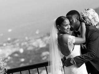 Le mariage de Soraya et Yomi