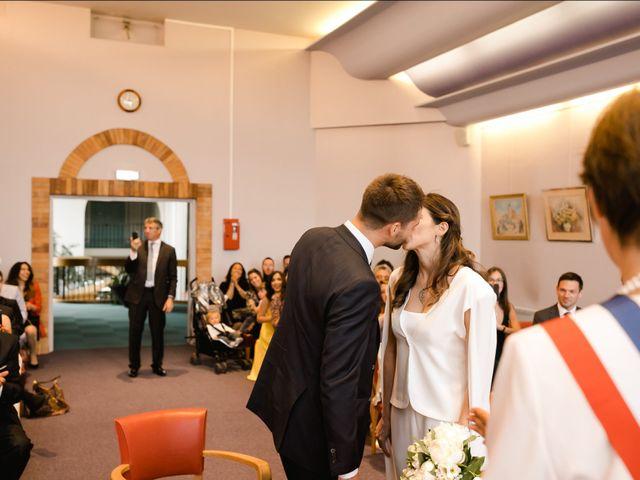 Le mariage de Dorian et Dorra à Montesson, Yvelines 7