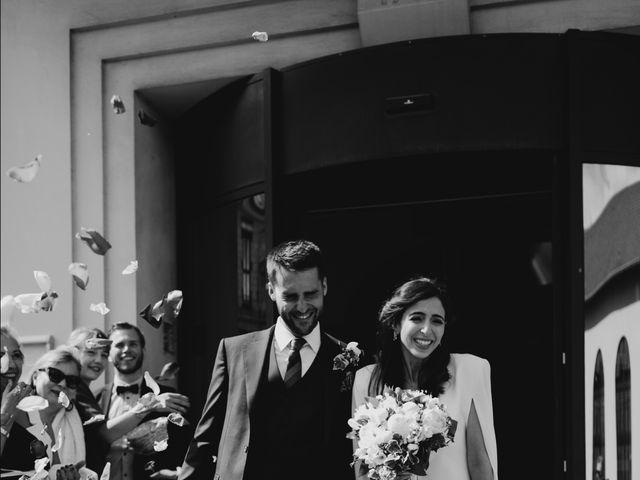 Le mariage de Dorian et Dorra à Montesson, Yvelines 9