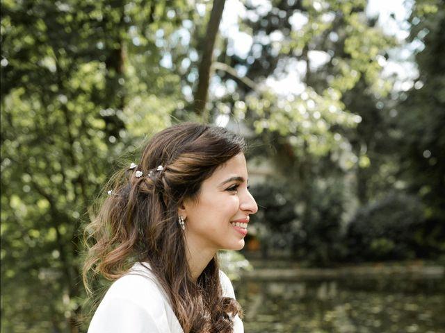Le mariage de Dorian et Dorra à Montesson, Yvelines 14