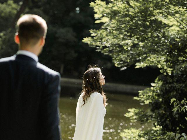 Le mariage de Dorian et Dorra à Montesson, Yvelines 1