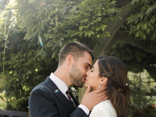 Le mariage de Dorian et Dorra à Montesson, Yvelines 2