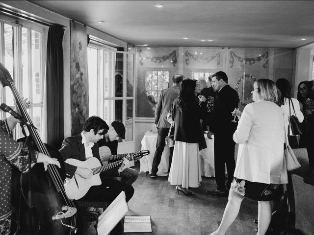Le mariage de Dorian et Dorra à Montesson, Yvelines 30
