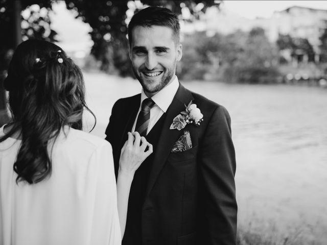 Le mariage de Dorian et Dorra à Montesson, Yvelines 33