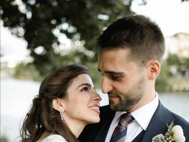 Le mariage de Dorian et Dorra à Montesson, Yvelines 34