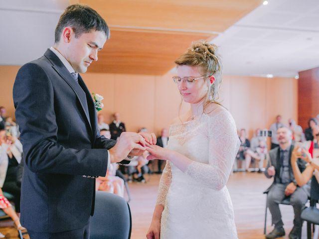 Le mariage de Séverine et Cyrille