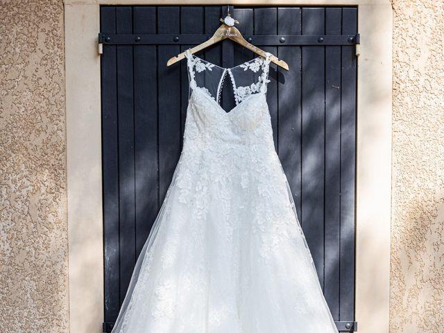 Le mariage de Alexandre et Estelle à Roquebrune-sur Argens, Var 8