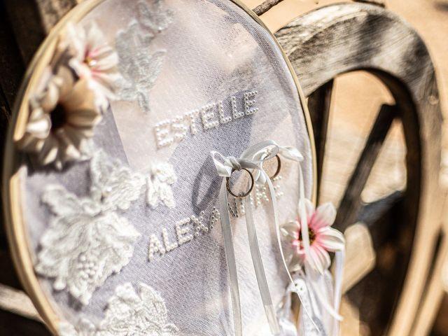 Le mariage de Alexandre et Estelle à Roquebrune-sur Argens, Var 12