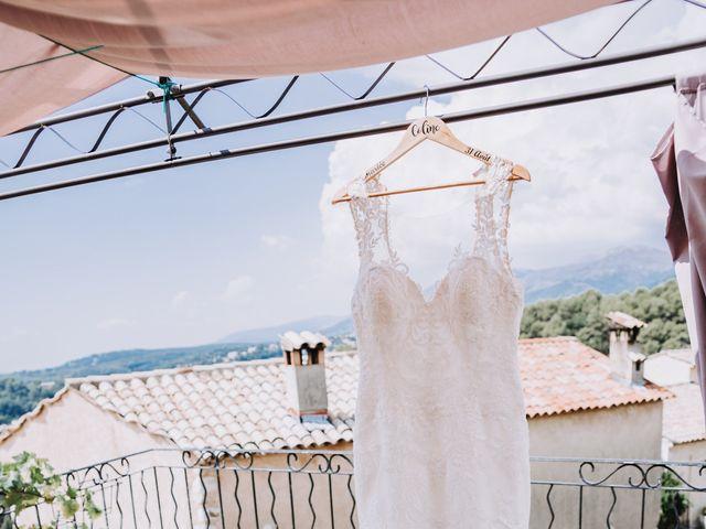 Le mariage de Guillaume et Coline à La Gaude, Alpes-Maritimes 3