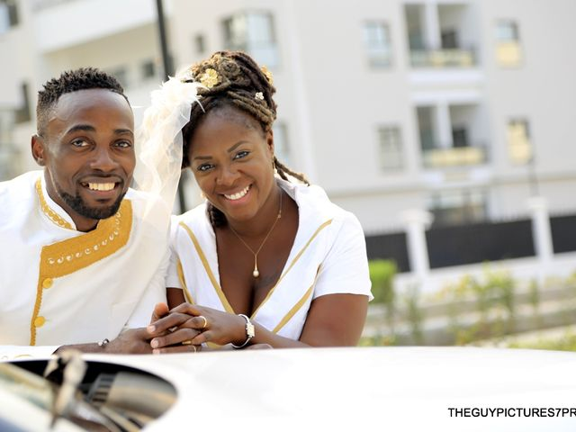 Le mariage de Sean et Yana à Paris, Paris 16