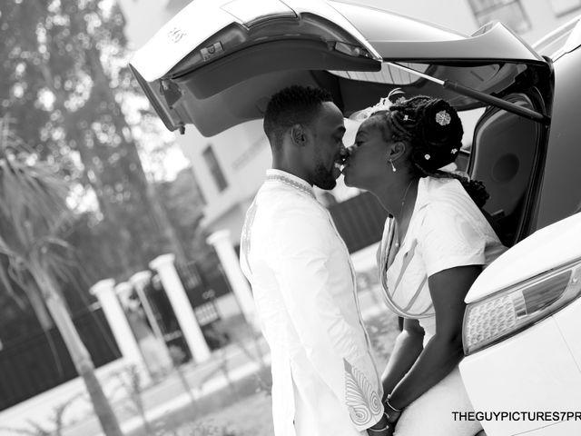 Le mariage de Sean et Yana à Paris, Paris 17