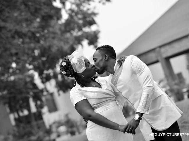 Le mariage de Sean et Yana à Paris, Paris 19