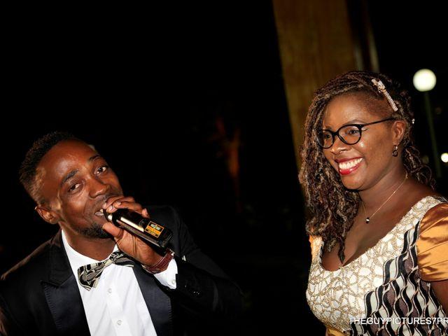 Le mariage de Sean et Yana à Paris, Paris 34