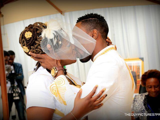 Le mariage de Sean et Yana à Paris, Paris 36