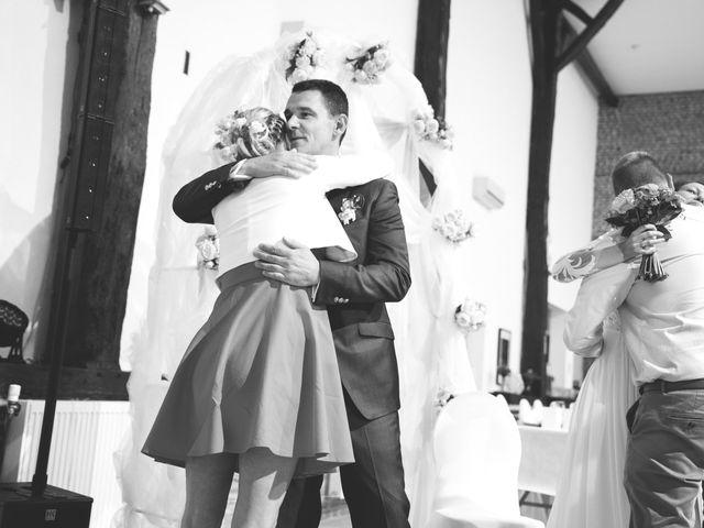 Le mariage de Benjamin et Mariaa à Salesches, Nord 4