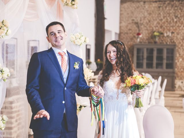 Le mariage de Benjamin et Mariaa à Salesches, Nord 5