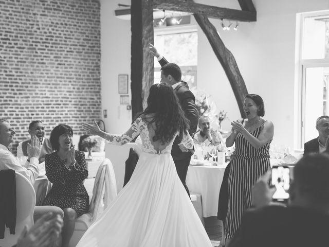 Le mariage de Benjamin et Mariaa à Salesches, Nord 47