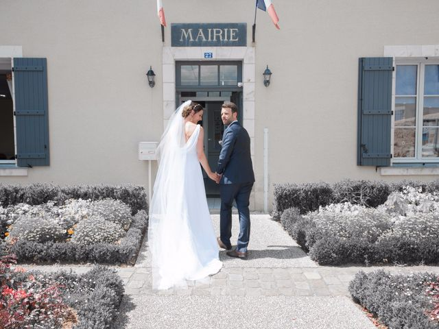 Le mariage de David et Johanna à Angers, Maine et Loire 10