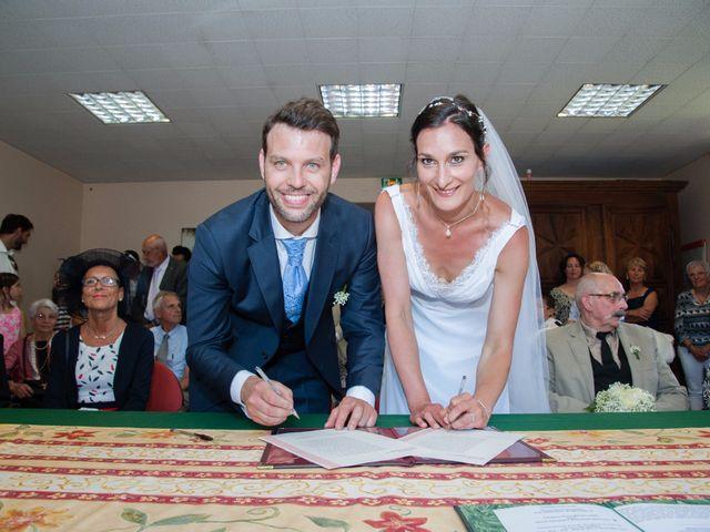 Le mariage de David et Johanna à Angers, Maine et Loire 11