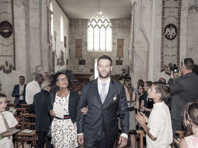 Le mariage de David et Johanna à Angers, Maine et Loire 13