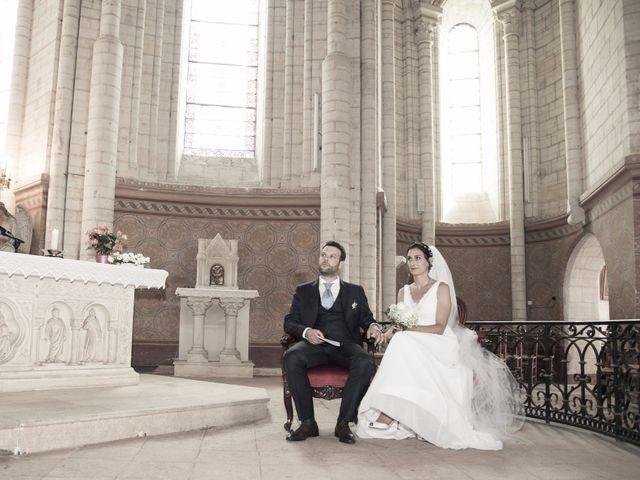Le mariage de David et Johanna à Angers, Maine et Loire 15