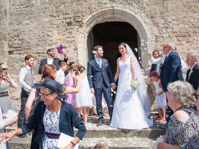 Le mariage de David et Johanna à Angers, Maine et Loire 18