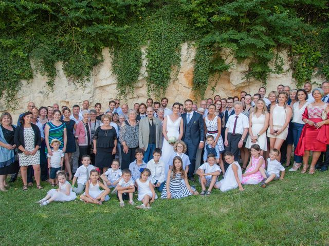 Le mariage de David et Johanna à Angers, Maine et Loire 19