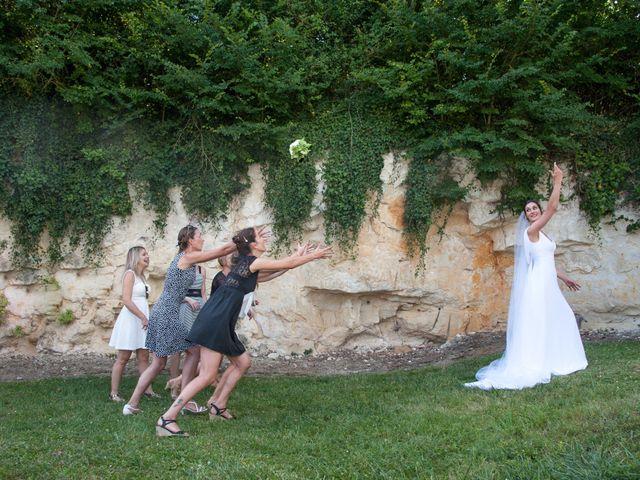 Le mariage de David et Johanna à Angers, Maine et Loire 22