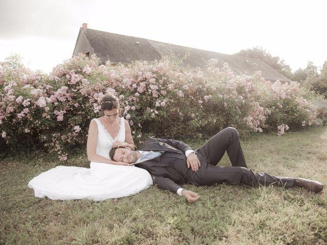 Le mariage de David et Johanna à Angers, Maine et Loire 26