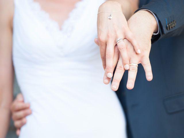 Le mariage de David et Johanna à Angers, Maine et Loire 28