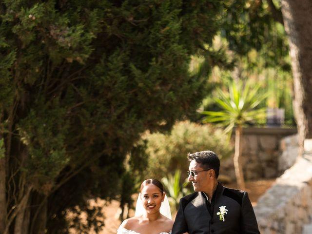 Le mariage de Yomi et Soraya à Nice, Alpes-Maritimes 23