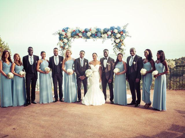 Le mariage de Yomi et Soraya à Nice, Alpes-Maritimes 30