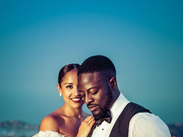 Le mariage de Yomi et Soraya à Nice, Alpes-Maritimes 43