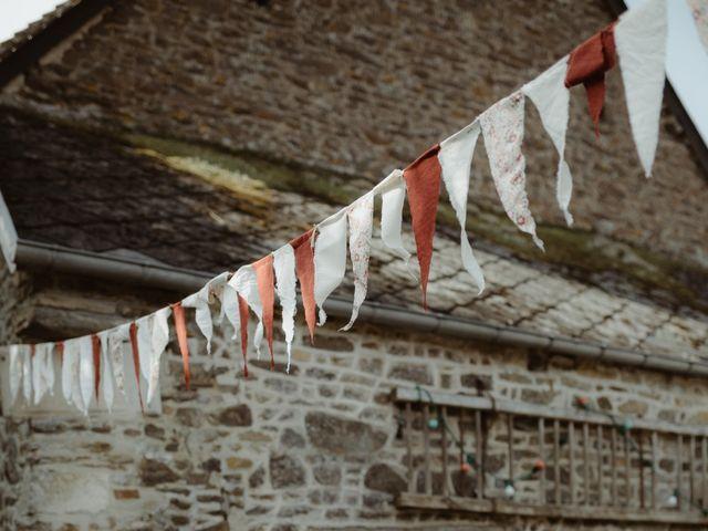 Le mariage de Samuel et Orane à Campandré-Valcongrain, Calvados 3