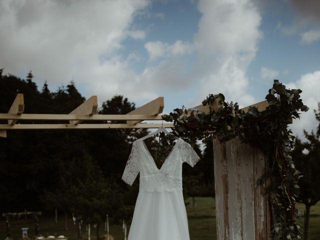 Le mariage de Samuel et Orane à Campandré-Valcongrain, Calvados 5