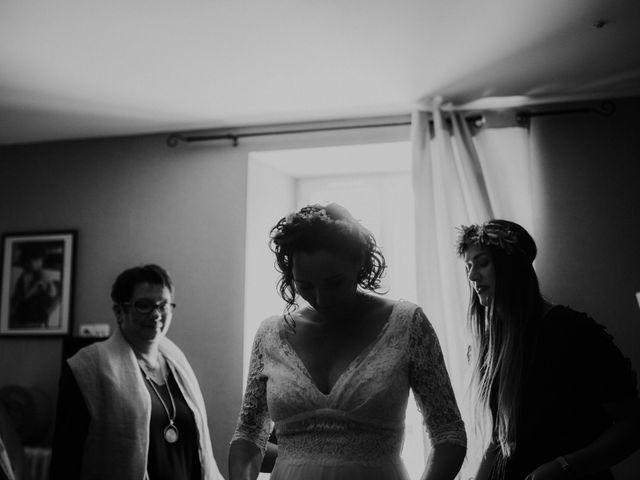 Le mariage de Samuel et Orane à Campandré-Valcongrain, Calvados 7