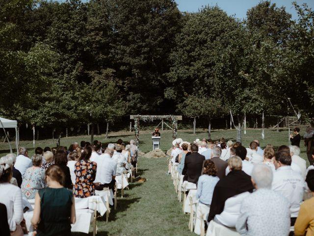 Le mariage de Samuel et Orane à Campandré-Valcongrain, Calvados 13